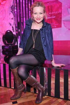 Marieta Żukowska - Telenowele Punk, Legs, Style, Fashion, Swag, Moda, Fashion Styles, Fasion, Punk Rock