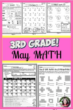 This 3rd Grade Math