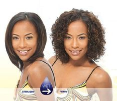 Wet And Wavy Short Hairstyles Milky Way 100 Human Hair Weave
