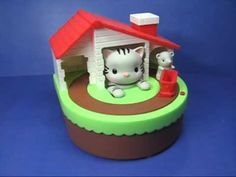 Sutakora Coin Bank , 2010's battery operated toy