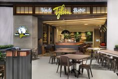 Uncle Thjin Bistro by Metaphor Interior, Jakarta – Indonesia » Retail Design Blog