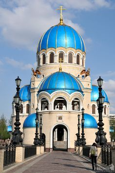 Church of the Holy Trinity at the Borisovo ponds - Moscow, Russia