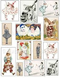 vintage circus children posters - Google Search