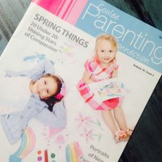 SPRING THINGS! Check out our beautiful Spring issue of Coulee Parenting Connection!