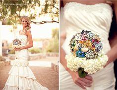 El Paso Wedding Blog . Belle the Magazine: {Real Wedding} : Lindsay + Tyler by Kristen Swanson