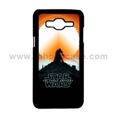 Galaxy j5 Durable Hard Case Design With Star Wars The Force Awakens