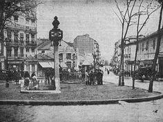 La Plaza de Lavapiés hace un siglo... #adrid