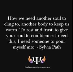 How we need another soul to love..#beautiful, #soulmate