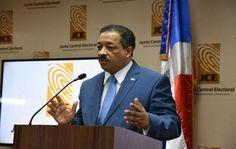 Roberto Rosario, presidente de la Junta Central Electoral (JCE) dijo que el conteo de los votos no está en veremos