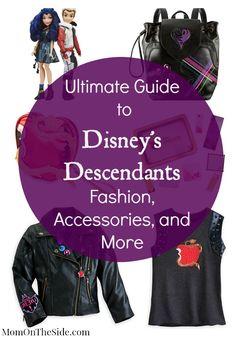 Ultimate Guide to Disney's Descendants Fashion, Accessories, and More
