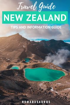 Everything you need to know about travel to New Zealand in our comprehensive New Zealand travel guide.    Places to visit in New Zealand | Where to go in New Zealand | Road Trips in New Zealand | Best time to visit New Zealand | Travel Budget for New Zealand  #travelguidenewzealand #newzealand #newzealandtravleguide New Zealand North, Visit New Zealand, Cuba Street, New Zealand Travel Guide, Bay Of Islands, Travel Guides, Travel Tips, Travel Advice, Budget Travel