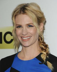 Trenzas Messy Deshechas Hairstyle Celebrities - 10 (© Getty Images Showbit)