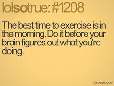 hahahaha iedere zondag waar!!!