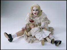 Tim Walker Photography -  SCARLETT JOHANSSON AS BETTE DAVIS, NEW YORK, USA, 2010 W MAGAZINE