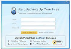 MyPCBackup App
