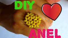#DIY ANEL PITANGA