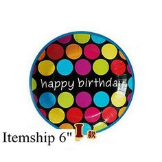 Itemship 20 PCS 6 inch / 8 inch color disposable paper plates grill pan party party paper plates (I) by Itemship, http://www.amazon.ca/dp/B00G9TR1IK/ref=cm_sw_r_pi_dp_36rCsb014ETA7