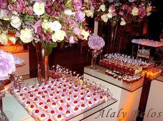 Decoração de mesa de casamento (1)