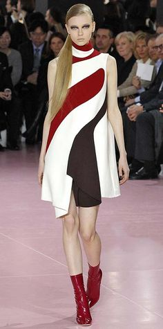 Runway Looks We Love: Christian Dior - Fall/Winter 2015 from #InStyle