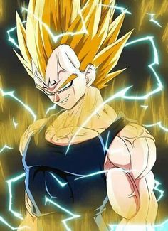 Dragon Ball Z , Majin Vegeta