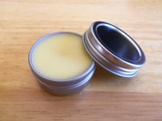 home made Honey Coconut Lip Balm