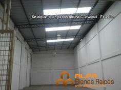 Se alquila bodega 320m2 - Norte Guayaquil - Con oficina  Para mayor información ver el link: