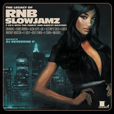 The Legacy of RnB Slow Jamz [Sony Music] [CD]