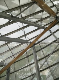 Fondation Louis Vuitton. Paris.