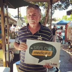 Malcolm Turnbull I don't know what you stand for anymore but I know you don't stand for Medicare.