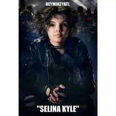 """Mess with """"Cat"""" and you get scratched! Get to know Catwoman when she was just """"Selina Kyle"""" in our latest episode recap for """"Gotham!"""" http://heymikeyatl.com/2014/09/30/gotham-selina-kyle/ #Gotham #Fox #DCComics  #JimGordon #FishMooney #BatmansOrigins #BatmansRoguesGallery #villains #SelinaKyle #Catwoman #episoderecaps #HeyMikeyAtl #HeyMikey written by @HeyMikeyAtl"""