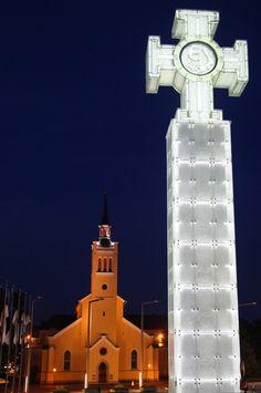 Vabaduse Väljak - Freedom Square #Tallinn
