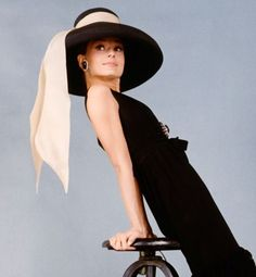 Audrey Heburn/Holly Golightly -- always an inspiration for classic style. :)