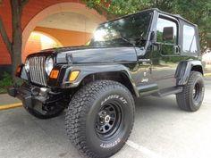 Used 2001 Jeep Wrangler Sport SUV in Arlington, TX near 76011 | 1J4FA49S81P343693 | Auto.com