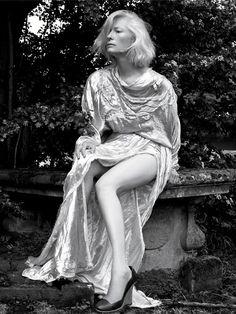 Photographer: Craig McDean  Model: Tilda Swinton