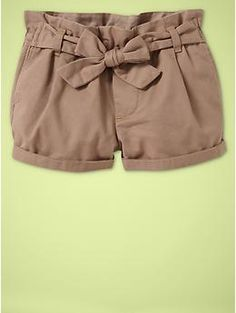 little girls need bubble shorts in EVERY color, no?