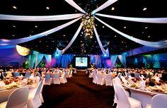 Corporate Event Ideas. Colorful