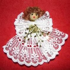 Angel Crafts for Christmas