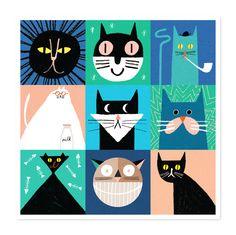 Rob Hodgson, Little boxes (Cats)