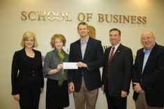 Horne Provides Solid Support to the Mississippi College School of Business | Mississippi College