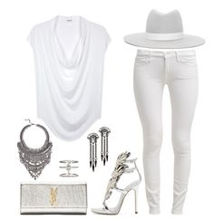 Going To An All-White Party