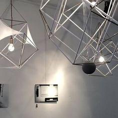Photo by @lightmygobo Harmony Art, Platonic Solid, Chandelier, Ceiling Lights, Candelabra, Chandeliers, Outdoor Ceiling Lights, Candle Holders, Ceiling Fixtures