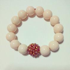 Code: 255. Harga: Rp. 35rb. Bahan: imitasi  #handmade #gelang #bracelet #aksesoris #accessory #handmadebracelet #aksesorishijab #aksesorisjilbab