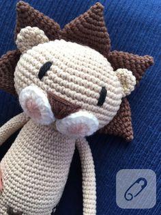 Amigurumi oyuncak aslan yapımı, amigurumi bebek yapımı gibi pek çok amigurumi nasıl yapılır tarifi, örgü videosu ve el örgüsü oyuncak modeli 10marifet.org'da