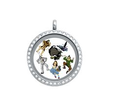 Origami Owl & Misc Brand Wizard of Oz Floating by CharmingAndCute, $4.00