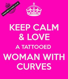 Poster created with the Keep Calm-o-matic. Why not create your own or discover our top posters? Thick Thigh Quotes, Love My Body, My Love, Stay Calm, Keep Calm And Love, Tattoos For Women, Curves, Inspirational Quotes, Stay Strong