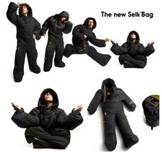 I would love this sleeping bag