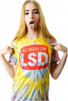 A shirt your parents will love.   24 Things Every Stoner Babe Needs To Buy Right This Second