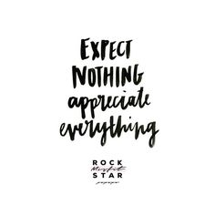 Expect nothing and appreciate everything and you might just find yourself open to anything and having some truly magical experiences. With love Rockstar Misfit xoxoxo Mis Fit, Appreciation, Finding Yourself, Soul Searching