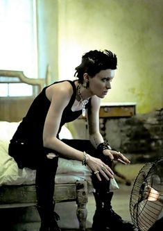Image result for rooney mara lisbeth salander
