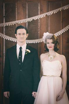 1964 Vintage Wedding Inspiration | Cece + Honey Photography | The Eventful Life | Bridal Musings Wedding Blog
